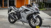 Honda CBR150R front three quarter