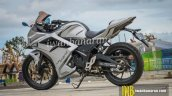 Honda CBR150R modified rear three quarter