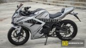 Honda CBR150R modified side