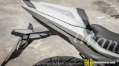 Honda CBR150R pillion seat cowl