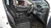 Honda CR-V Special Edition front seats at 2016 Thai Motor Expo