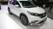 Honda CR-V Special Edition front three quarters right side at 2016 Thai Motor Expo