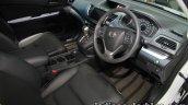 Honda CR-V Special Edition interior at 2016 Thai Motor Expo