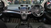 Honda CR-V Special Edition interior dashboard at 2016 Thai Motor Expo