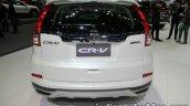 Honda CR-V Special Edition rear at 2016 Thai Motor Expo