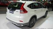 Honda CR-V Special Edition rear three quarters at 2016 Thai Motor Expo