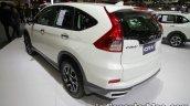 Honda CR-V Special Edition rear three quarters left side at 2016 Thai Motor Expo