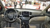 Honda Pilot dashboard at 2016 Oman Motor Show