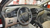 Honda Pilot interior at 2016 Oman Motor Show