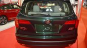 Honda Pilot rear at 2016 Oman Motor Show