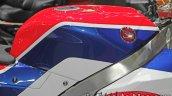 Honda RC213V-S logo at Thai Motor Expo
