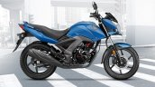 2017 Honda Unicorn 160 BSIV Blue
