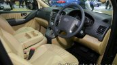 Hyundai H-1 Elite+ interior at 2016 Thai Motor Expo