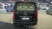 Hyundai H-1 Elite+ rear at 2016 Thai Motor Expo