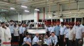 Hyundai i10 last unit at plant