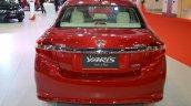 India-bound Toyota Vios (pre-facelift) rear
