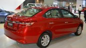 India-bound Toyota Vios rear three quarter (pre-facelift)