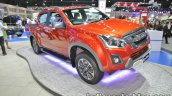Isuzu D-Max V-Cross front three quarters right side at 2016 Thai Motor Expo