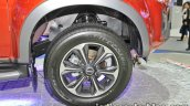 Isuzu D-Max V-Cross wheel at 2016 Thai Motor Expo
