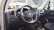 Jeep Renegade Desert Hawk interior at 2016 Bologna Motor Show