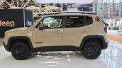 Jeep Renegade Desert Hawk left side at 2016 Bologna Motor Show