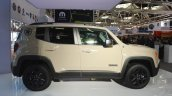 Jeep Renegade Desert Hawk profile at 2016 Bologna Motor Show