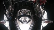 KTM 1290 Super Adventure T headlamp at New York IMS
