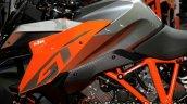 KTM 1290 Super Duke GT fuel tank at Thai Motor Show