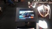 KTM 1290 Super Duke R headlamp at New York IMS