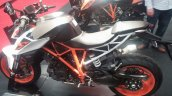 KTM 1290 Super Duke R side at New York IMS