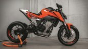 KTM 790 Duke prototype side