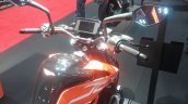 KTM Duke 390 handlebar at New York IMS live