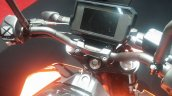 KTM Duke 390 instrumentation at New York IMS live