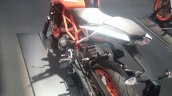 KTM Duke 390 rear three quarter at New York IMS live