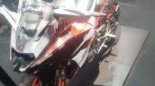 KTM RC 390 front three quarter at New York IMS live