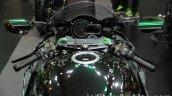 Kawasaki H2 clipons at Thai Motor Expo