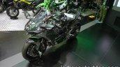 Kawasaki H2 front three quarter at Thai Motor Expo