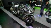 Kawasaki H2 front three quarter right at Thai Motor Expo