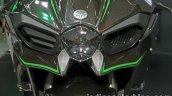 Kawasaki H2 headlamp at Thai Motor Expo