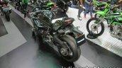 Kawasaki H2 rear three quarter at Thai Motor Expo