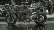 Kawasaki H2 side Thai Motor Expo