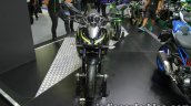 Kawasaki Z1000 front at Thai Motor Expo