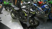 Kawasaki Z1000 front three quarter at Thai Motor Expo