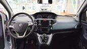 Lancia Ypsilon Mya interior dashboard at 2016 Bologna Motor Show