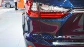 Lexus RX 350 tail lamp at 2016 Oman Motor Show