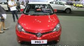 MG 3 two-tone front at 2016 Thai Motor Expo