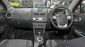 MG 3 two-tone interior dashboard at 2016 Thai Motor Expo