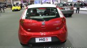 MG 3 two-tone rear at 2016 Thai Motor Expo