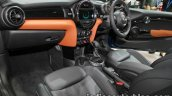 MINI Cooper S Seven Edition 3-DOOR interior at 2016 Thai Motor Expo