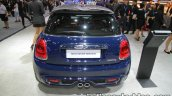 MINI Cooper S Seven Edition 3-DOOR rear at 2016 Thai Motor Expo